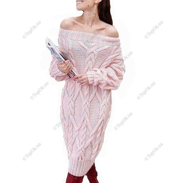Купить Платье-свитер ЩЕРБА ЛЮБОВЬ (Viaju)