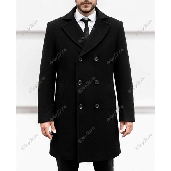 Купить Чоловіче пальто класичне САНС ХАУС (Sun's House)