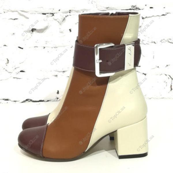 Купить Шкіряні черевики  ТИТОВА ЯНА (Titоva Jana)