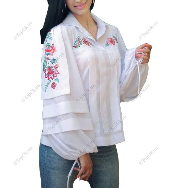 Блузка КВИТКА (KVITKA)