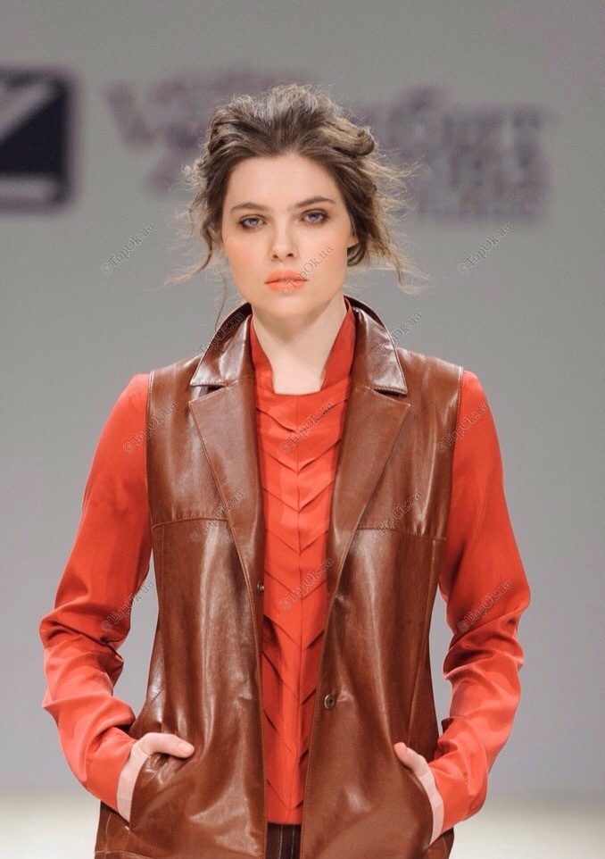 Блуза ЗЕМСКОВА-ВОРОЖБИТ (VorozhbytZemskova)
