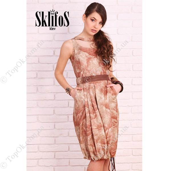 Купить Платье летнее СКЛИФОС (Sklifos)