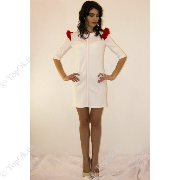 Купить Платье с рюшами НАЗИК ВЛАДА (Vlada Nazik)