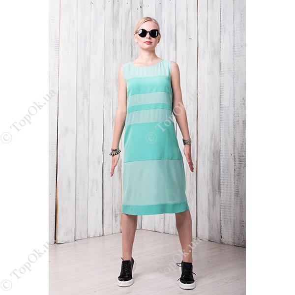 Купить Платье Бирюза СКЛИФОС (Sklifos)