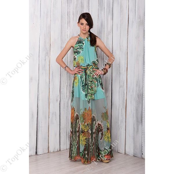 Купить Платье шифоновое СКЛИФОС (Sklifos)