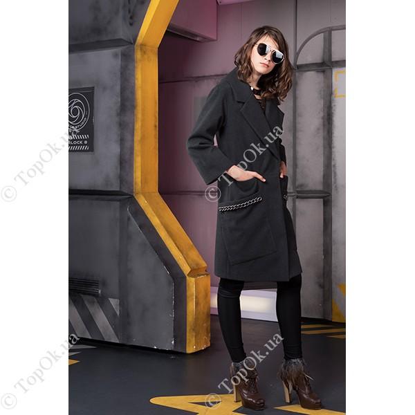 Купить Пальто серое СКЛИФОС (Sklifos)