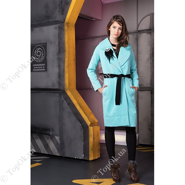 Купить Пальто мята СКЛИФОС (Sklifos)