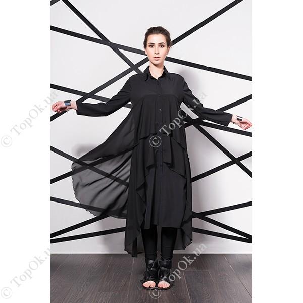 Купить Платье с шифоном СКЛИФОС (Sklifos)