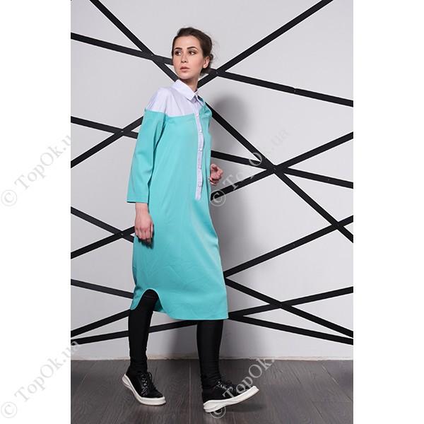 Купить Платье рубашка СКЛИФОС (Sklifos)