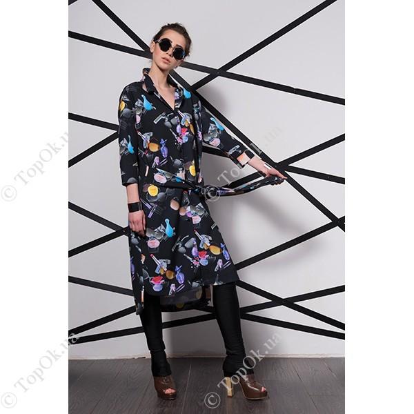 Купить Платье принт СКЛИФОС (Sklifos)