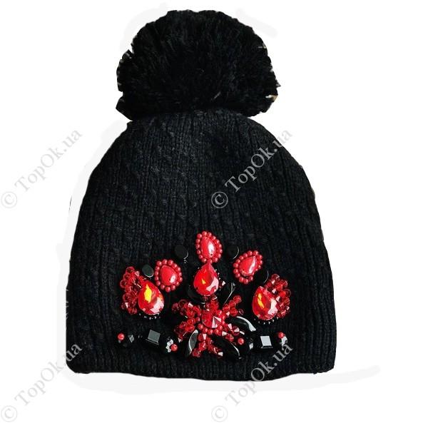 Купить Шапка АЖУР ФЛОРАЛ (Ajoure Floral)