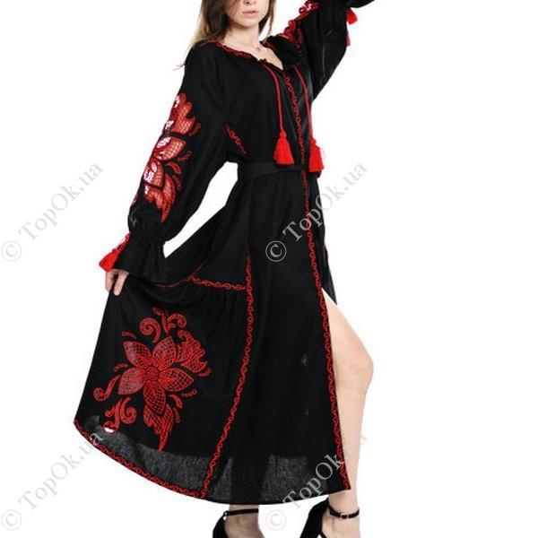 Купить Платье-Вышиванка ГЛОРИЯ (Gloria)