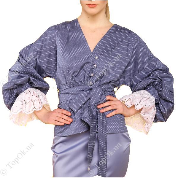 Купить Блуза КРАВЧЕНКО НАТАЛЬЯ (Kravchenko Natalia)