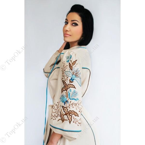 Купить Платье в этно-стиле  КВИТКА (KVITKA)