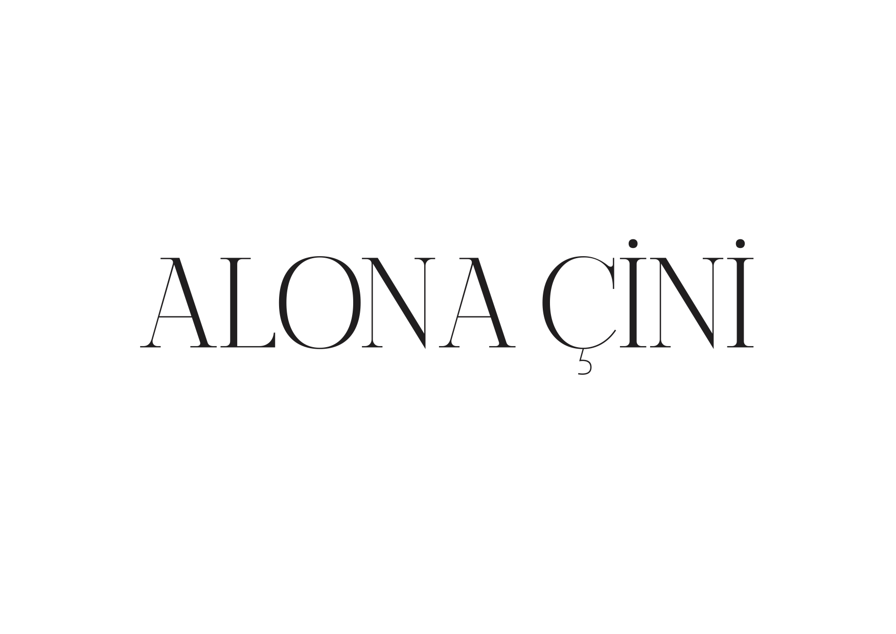 АЛЁНА ЧИНИ (Alona Cini)