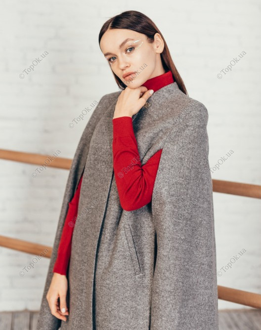 Купить Пальто кейп ВАЛЕНТИР (Valentir)