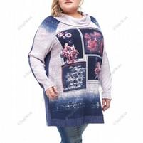 Купить Туника БИГ ФЕШЕН СТАЙЛ (Big fashion style)