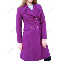 Купить Пальто из шерсти АННА ТИМ (Anna Tim)