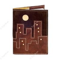 Купить Обложка на паспорт ЮНИКЬЮ (Unique)