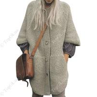 Купить Пальто вязаное ЩЕРБА ЛЮБОВЬ (Viaju)