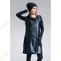 Купить Платье из трикотажного кож.зама СКЛИФОС (SKLIFOS)
