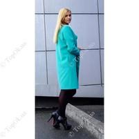 Купить Зеленое пальто от Reform РЕФОРМ (Reform)