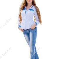 Купить Блузка ДАМИНИКА (Daminika)