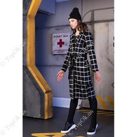 Купить Пальто клетка СКЛИФОС (SKLIFOS)