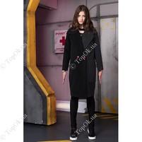 Купить  Пальто Черно серое СКЛИФОС (SKLIFOS)