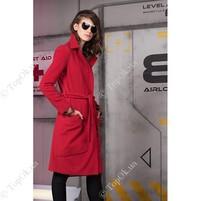Пальто красное СКЛИФОС (SKLIFOS)