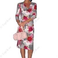 Купить платье трикотаж БАБИНА-РОВИШЕНА (Babina-Rovishena)