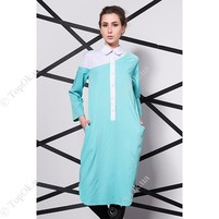 Платье рубашка СКЛИФОС (Sklifos)