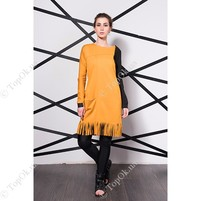 Купить Платье бахрома СКЛИФОС (Sklifos)