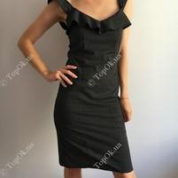 Купить Платье в мелкий горох КСЕНИЯ ДРАГАН (K@K)