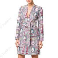 Купить Платье-пальто АНАСТАСИЯ ИВАНОВА (Nai Lu-na)
