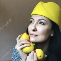 Шляпа-пилотка ХОЛОД МАРТА (Marta Holod)