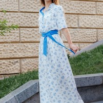 Купить Платье Васильки ДРЕСС ИНЖОЙ (Dress In Joy)