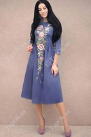 Платье КВИТКА (KVITKA)