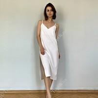 Купить Платье белое КСЕНИЯ ДРАГАН (K@K)