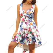 Купить Платье с принтом АННА ТИМ (Anna Tim)